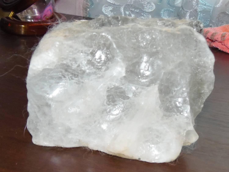 Как сделать кристалл из соли быстро в домашних условиях 27